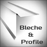 Button-Blechprofile